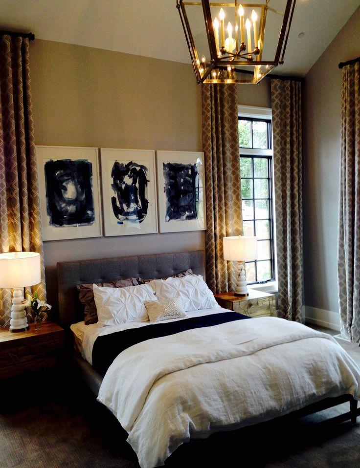 gorgeous bedroom designed by nancy allen 2016 street of dreams west linn or - Bedroom Designed