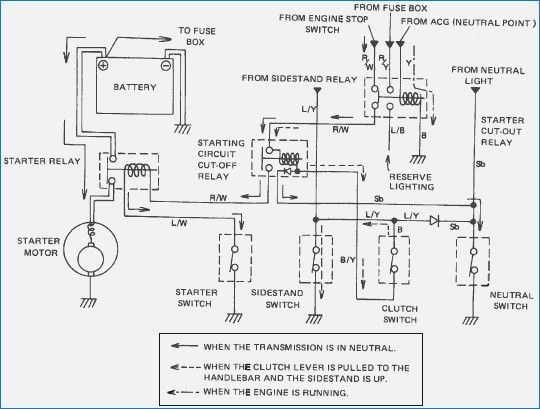 Yamaha Raptor 350 Wiring Diagram