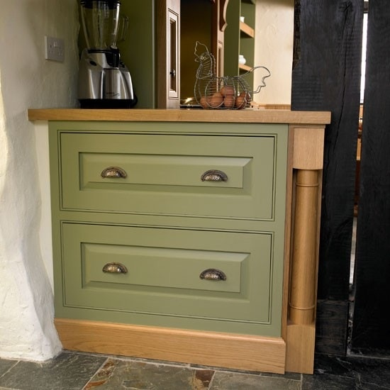 Green Kitchen Units Sage Green Paint Colors For Kitchen: Soothing Sage And Green In The Home
