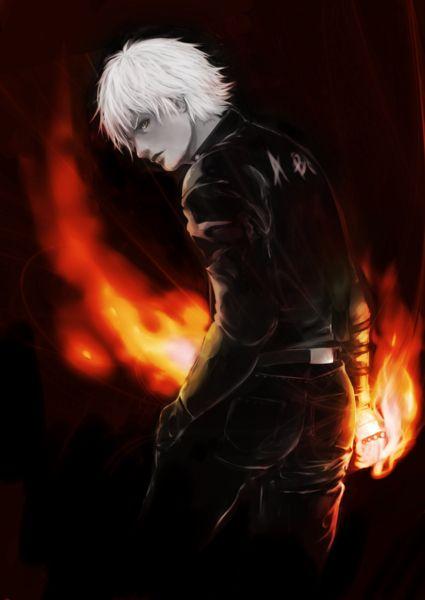 K -Dash - King of Fighters fan art