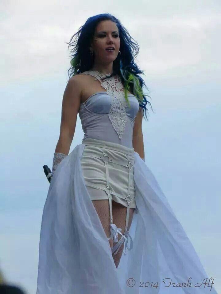 Alyssa White Gluz Arch Enemy Pinterest