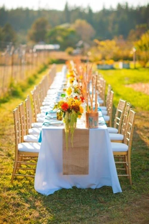 Table Setting Weddings Functions Wedding Function