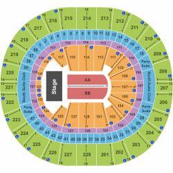 Alt-J Tickets 2015-10-18 Seattle, WA, Key Arena