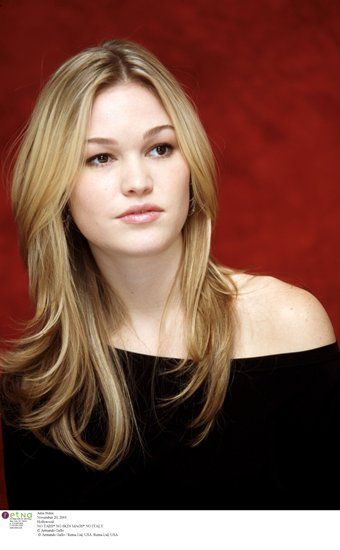 Julia Stiles as Dr. Erin Granger in Blood Gospel by James Rollins.