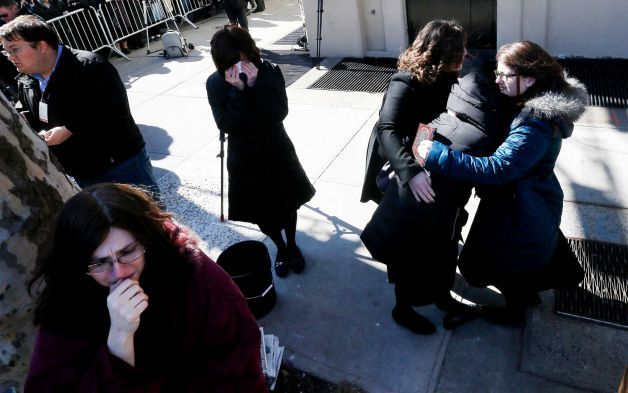 BEN GURION AIRPORT, Israel (AP) — The bodies of seven ultra-Orthodox Jewish siblings who died in the most fatal New York house fire in years arri...