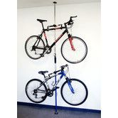Found it at Wayfair - Sparehand Floor To Ceiling Multi-Bike Storage Q-Rack System in Gray