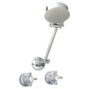 Masters: Mirage Shower Set $40  For style guide only. Check with your plumber