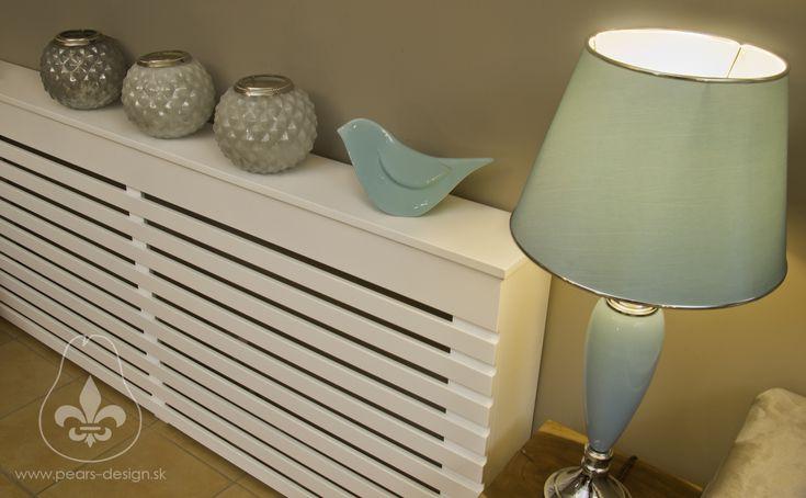 Kryt na radiator