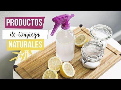 Cinco productos de limpieza hechos en casa - WESTWING MAGAZINE