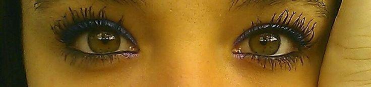 Regal shadow pigment,3d fiberlas mascara, and perfect liner pencil.  # my younique business.