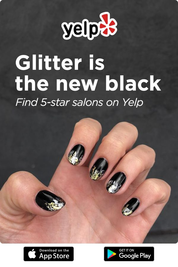 Download Yelp To Book An Appointment At A Local Nail Salon Local Nail Salons Nails Great Nails