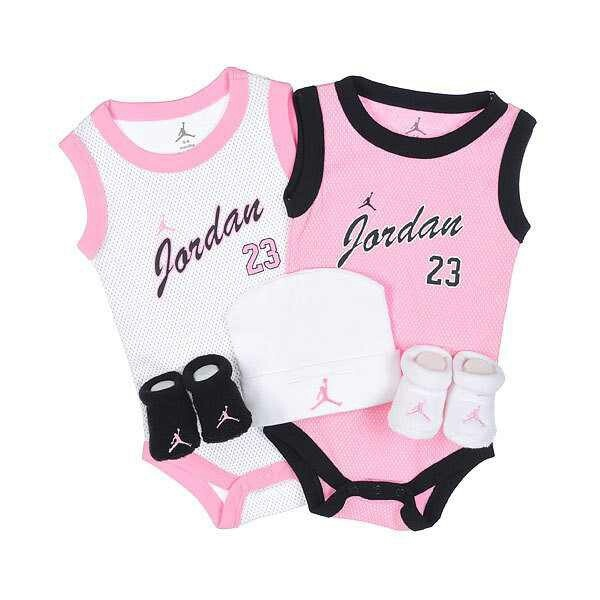 Baby Girl Jordan Clothes Best 108 Best Baby Jordan's 4 Nursery&clothing Images On Pinterest  Baby Decorating Design
