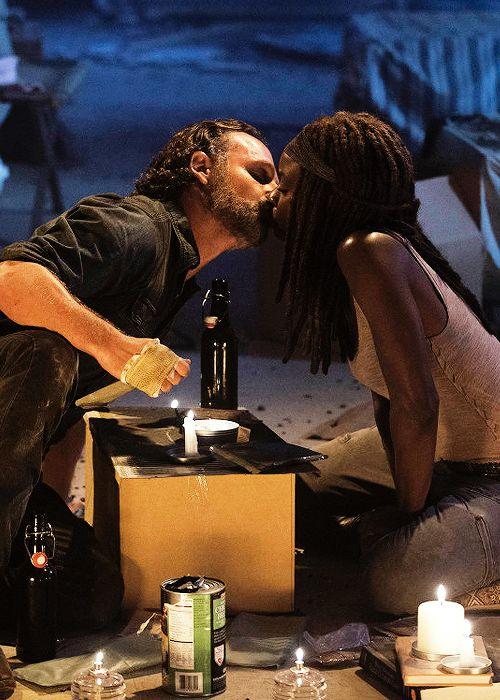 "Rick & Michonne; S7; ""Say Yes"""