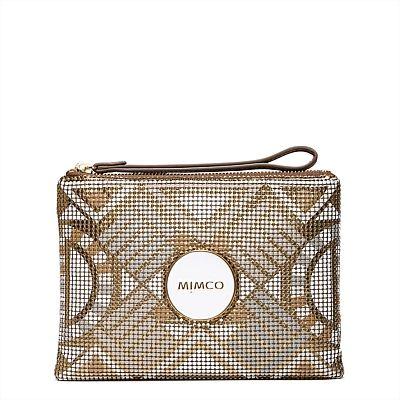 #mimco Metro Huntress - GRIDLOCK MEDIUM POUCH