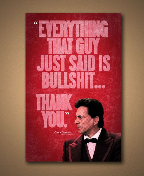 Thanks Cousin Quotes: Best 20+ My Cousin Vinny Quotes Ideas On Pinterest