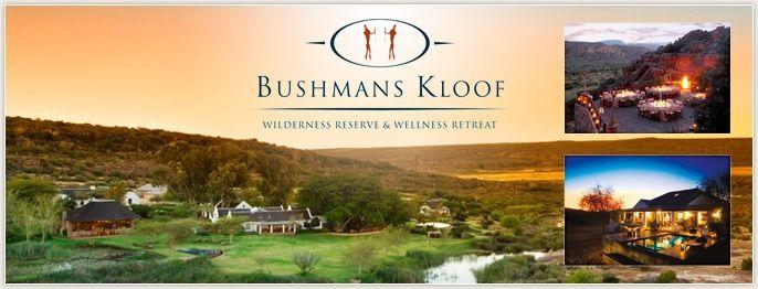 BUSHMANS KLOOF WILDERNESS RESERVE - Cape Town Wedding Venues