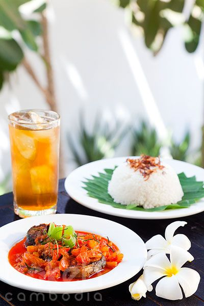Balado fish | Indonesian Food
