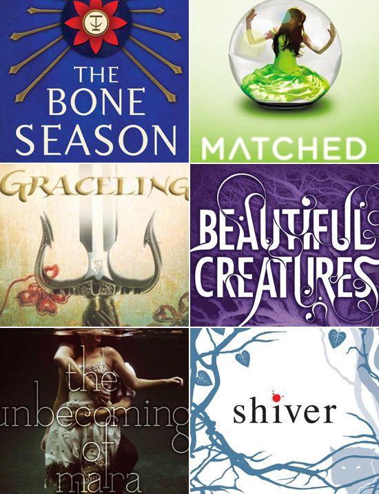 YA romance fantasy book. Yay! I just started reading the Mara Dyer series. It's so good!