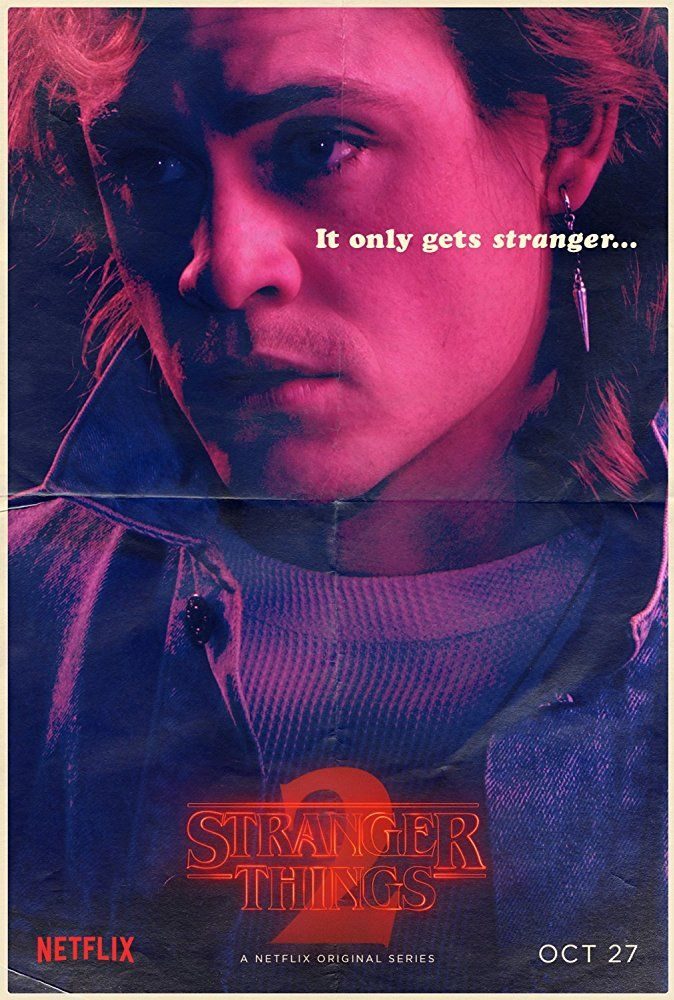 "IMDb Picks - ""Stranger Things"" - Season 2 Character Posters - IMDb"
