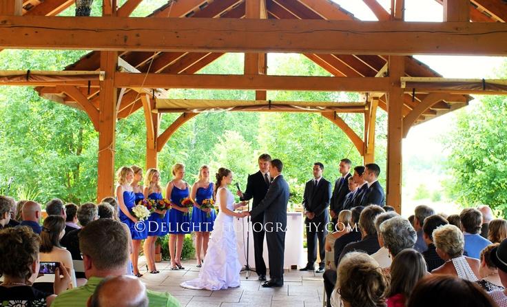 8 Best Outdoor Weddings Panola Valley Garden, Lindstrom MN