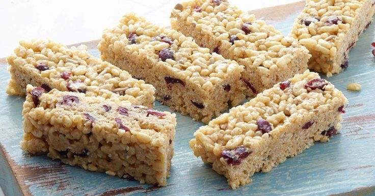 The kids will love this better-for-you version of the classic LCM bar.