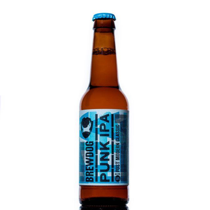bière bewdog punk ipa 2010