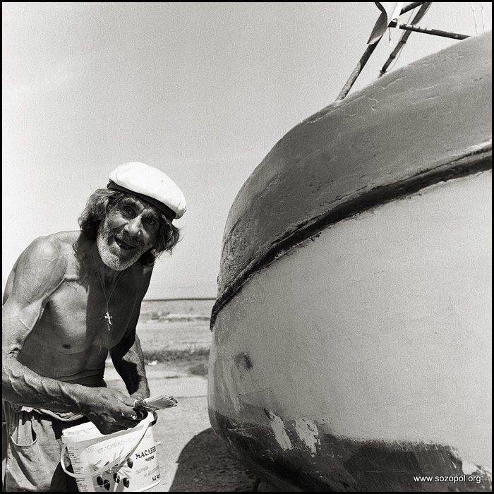 Созополски легенди - Тавариша!  След като веднъж ви омагьоса, морето ви държи в плен на чара си цял живот - Жак Кусто