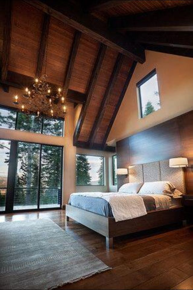 master bedroom retreats lake tahoe mountain retreat house of the day photos 12328
