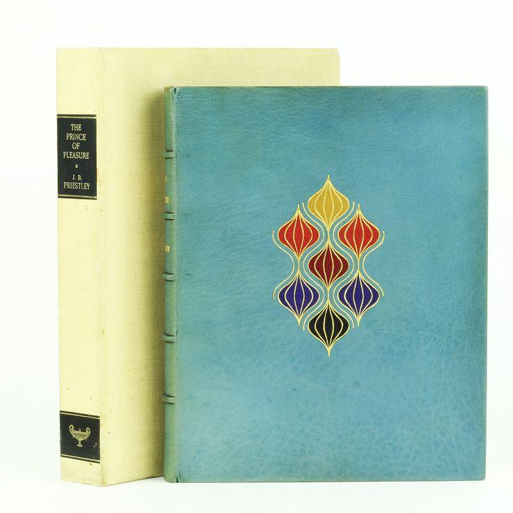 Prince of Pleasure | J.B. Priestley |  Signed Copy