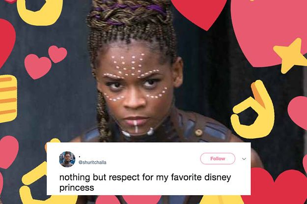 "Literally Just Some Hilarious ""Black Panther"" Tweets These SHURI are great. Haha anyway."