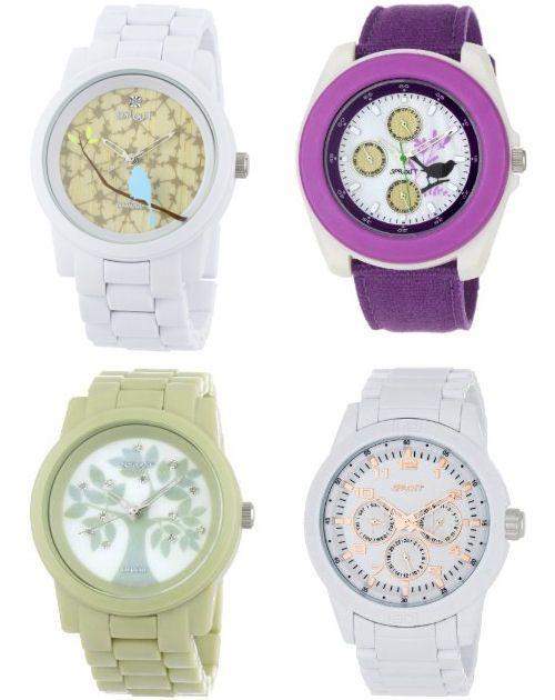 eco friendly Sprout watches http://www.bloomize.com/eco-friendly-sprout-timepieces/