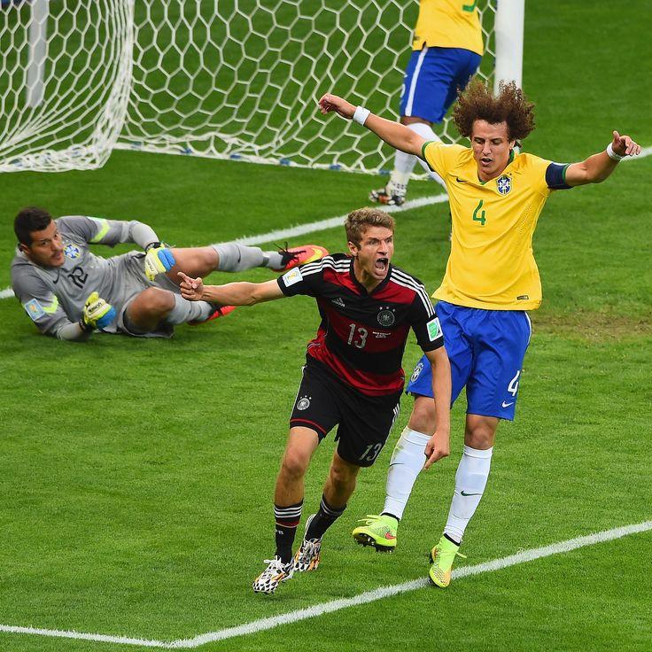 Germany beat Brazil 7-1! Watch all 7 Germany goals
