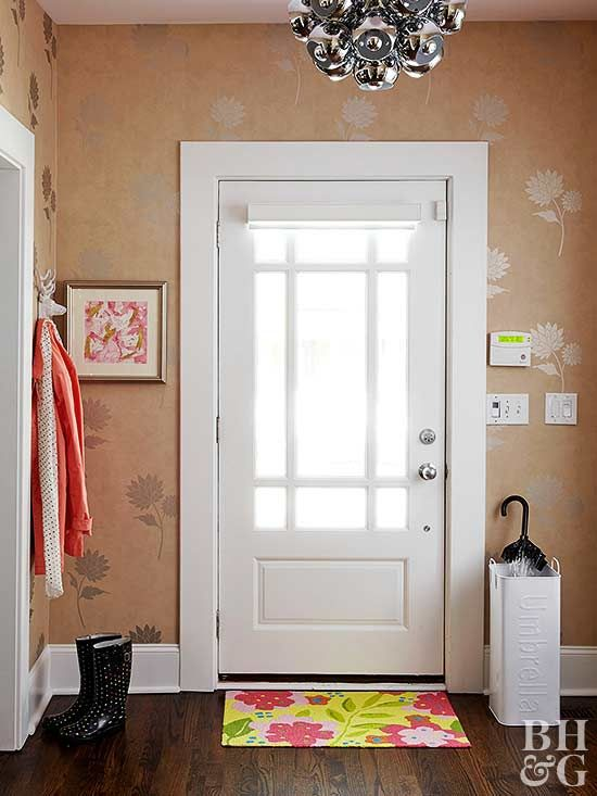 Small Entryway Storage Solutions To Meet All Your Drop Zone Needs Small Mudroom Ideas Small Entryways Smart Storage
