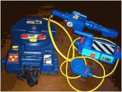 Ghostbusters Proton Pack Toys R Us | Proton Pack was just a big hollow piece of plastic. Ghostbusters toys ...