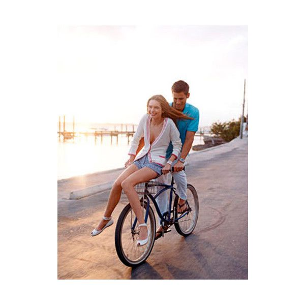 Summer Date Ideas - Creative and Fun Summer Dates - Cosmopolitan found on Polyvore