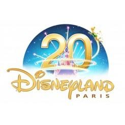 Billet à Disneyland pour pas cher vous permettant un accès illimité pendant 2 Jours aux 2 parcs Disney.         La 1ère visite doit avoir lieu du 14 mai au 13 Juillet 2012  La 2ème visite doit avoir lieu du 16 Août au 30 Septembre 2012.