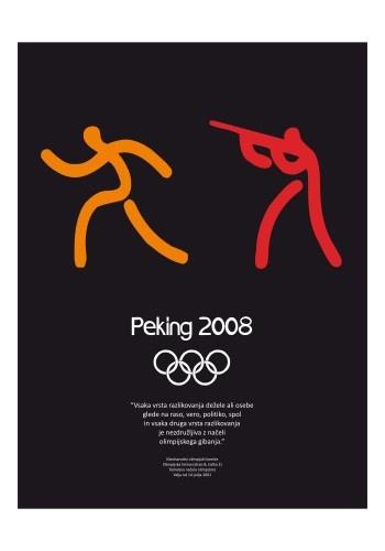 Bejjing 2008 Olympics poster. www.artisan.si