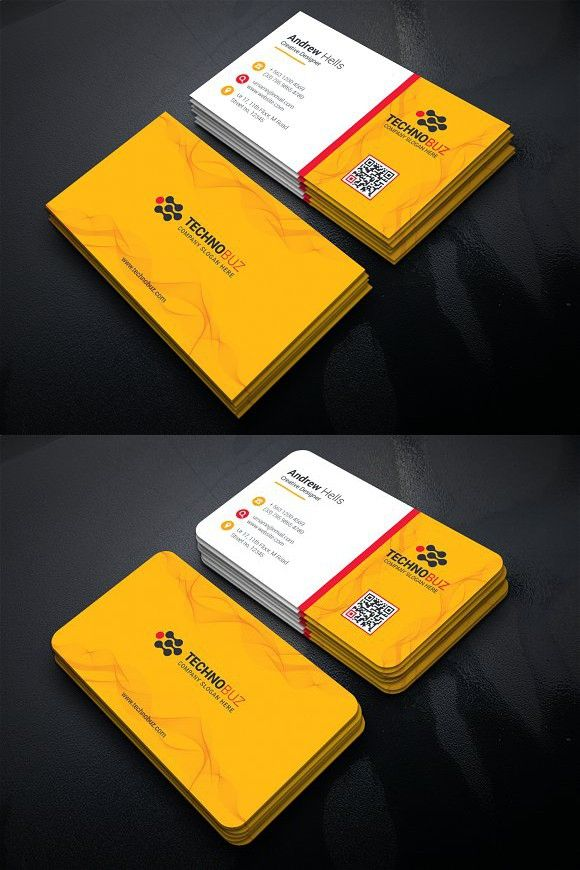 Best Business Card Templates Images On Pinterest - Best business card template