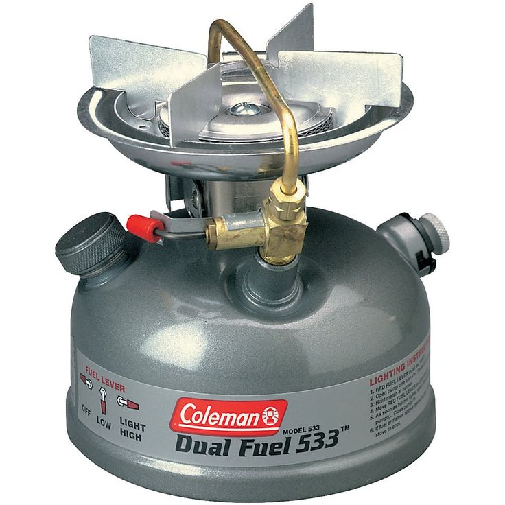 Coleman - Camping Stoves | Coleman Stove | Coleman - Sportster II Dual Fuel™ 1-Burner Stove