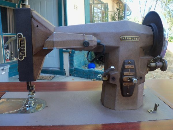 kenmore sewing machine antique