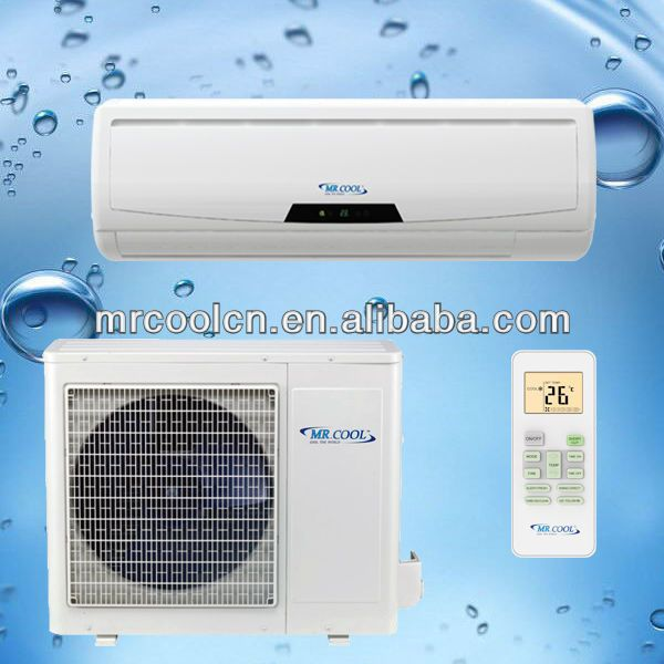 1.2ton Wall Split Air Conditioner  2.Turbo Mode,attain the desired temp in the shortest time  3.Sleep Mode  4.Toshiba Comprssor