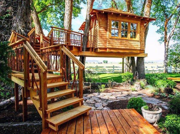 Google Beautiful Tree Houses Tree House Designs Tree House