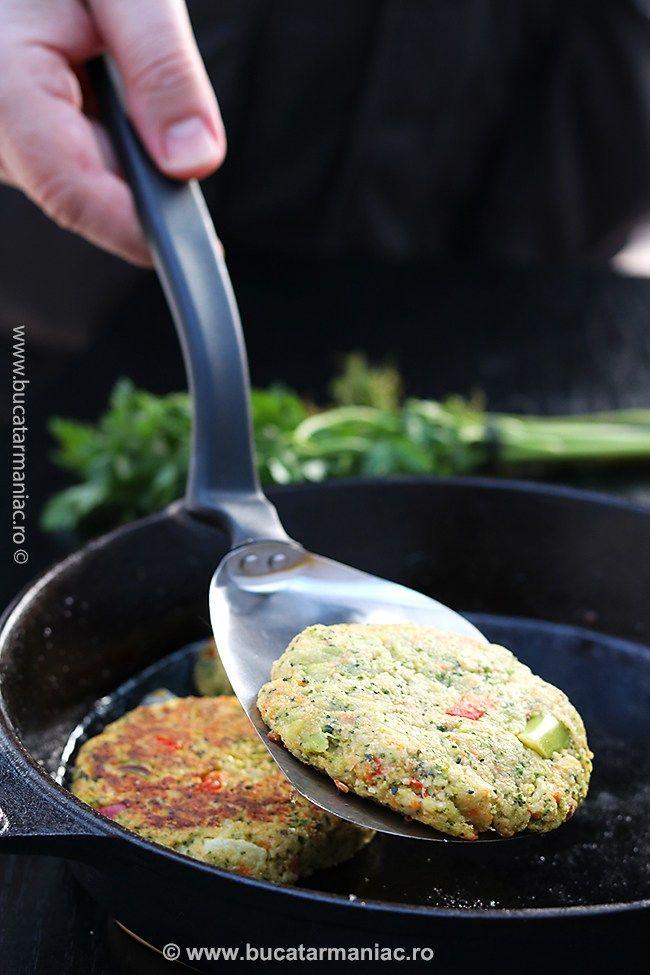 Chiftele de broccoli