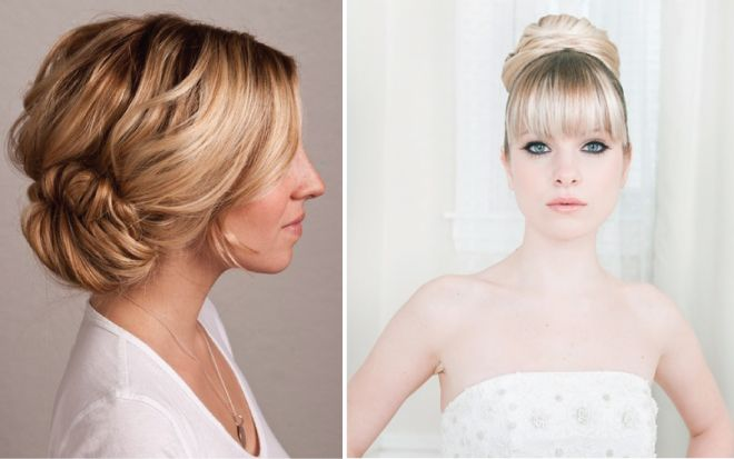 10 Gorgeous Wedding Hair Tutorials - Belle the Magazine . The Wedding Blog For The Sophisticated Bride
