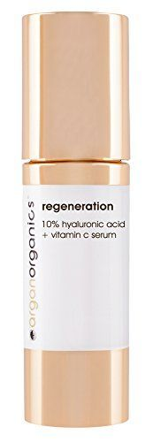 Regeneration Hyaluronic Acid Serum (10%) + Vitamin C – New Anti-Wrinkle Serum from Arganorganics – Highest Strength Hyaluronic Acid Serum on the Market - http://best-anti-aging-products.co.uk/product/regeneration-hyaluronic-acid-serum-10-vitamin-c-new-anti-wrinkle-serum-from-arganorganics-highest-strength-hyaluronic-acid-serum-on-the-market/