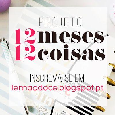 Projeto: #12Meses12Coisas - Lemao Doce