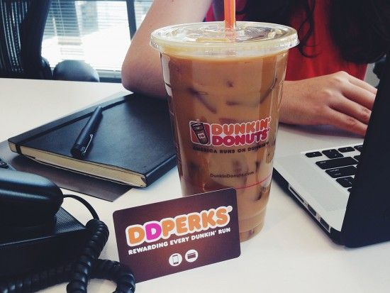 Enjoy Free Coffee? Sign Up for DD Perks! #sponsored #DDPerks #IC