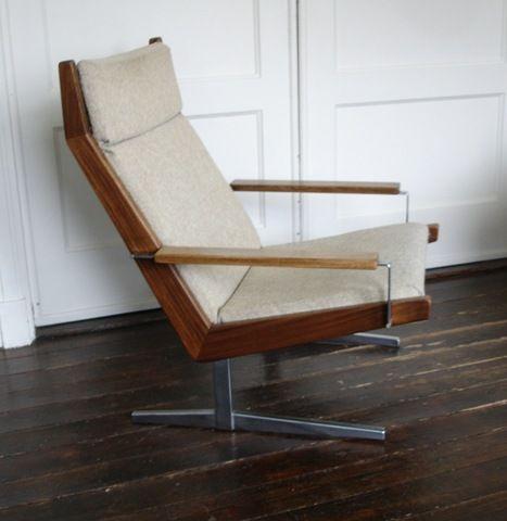 Rob Parry fauteuil Gelderland