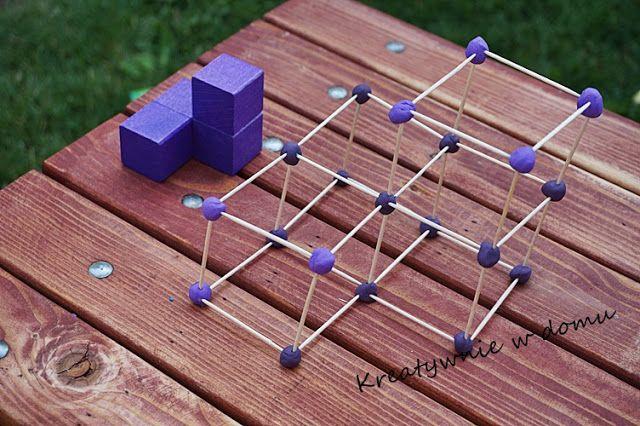 Geometria przestrzenna z PUS | Kreatywnie w domu