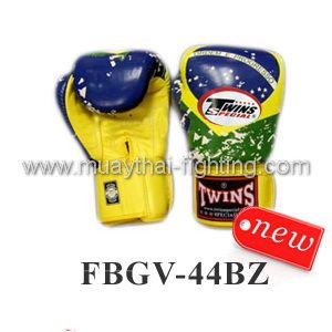 New Twins Special Fancy Boxing Gloves United States Flag FBGV-44BZ